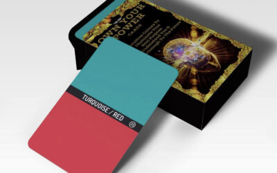 Colour Tarot mini Reading Yellow/Blue